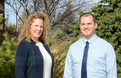 Chiropractors Bettendorf IA Julie Meyers and Bret Grimes